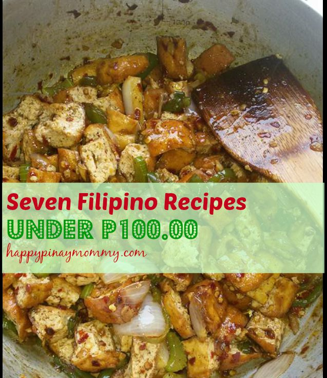 Food meal plans recipes happy pinay mommy forumfinder Choice Image