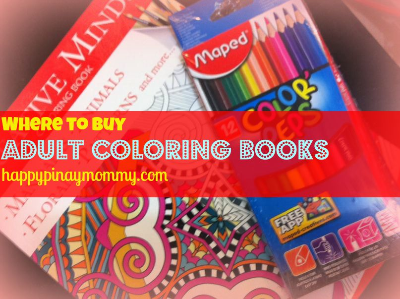 where to buy adult coloring books in the philippines happy pinay mommy - Where To Buy Coloring Books For Adults