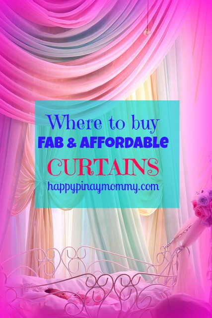 Where to buy curtains in the philippines happy pinay mommy for Where to buy curtains online